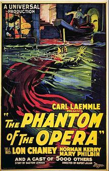 The Phantom of the Opera 1925 film
