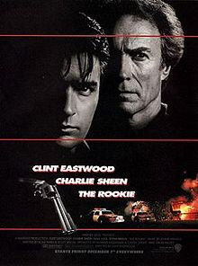 The Rookie 1990 film