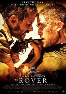 The Rover 2014 film