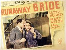 The Runaway Bride film
