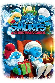 The Smurfs A Christmas Carol