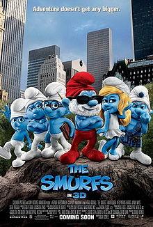 The Smurfs film