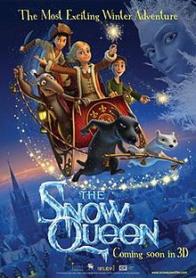 The Snow Queen 2012 film