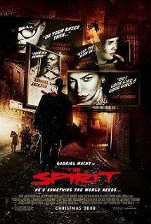 The Spirit film