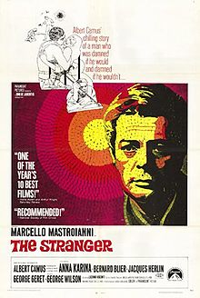 The Stranger 1967 film