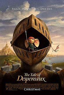 The Tale of Despereaux film