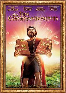 The Ten Commandments 2007 film