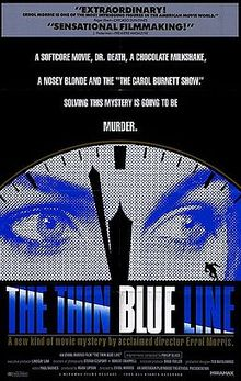 The Thin Blue Line 1988 film