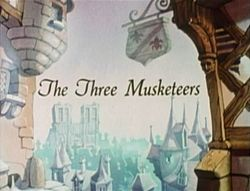 The Three Musketeers 1986 film