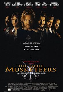 The Three Musketeers 1993 film