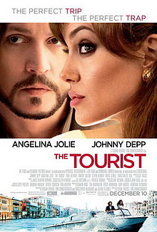 The Tourist 2010 film