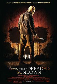 The Town That Dreaded Sundown 2014 film