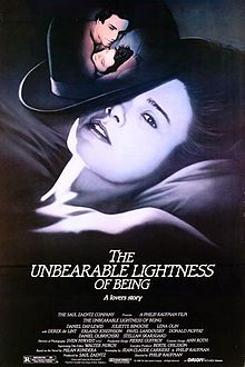 The Unbearable Lightness of Being film