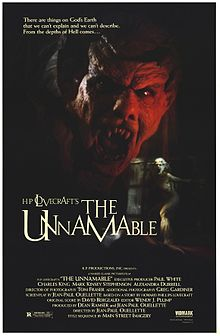 The Unnamable film