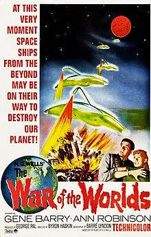 The War of the Worlds 1953 film