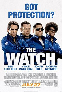 The Watch 2012 film