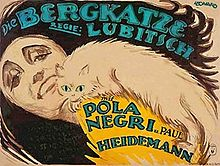 The Wild Cat 1921 film