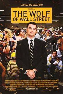 The Wolf of Wall Street 2013 film