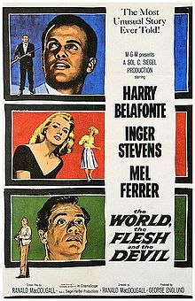 The World the Flesh and the Devil 1959 film