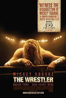 The Wrestler 2008 film