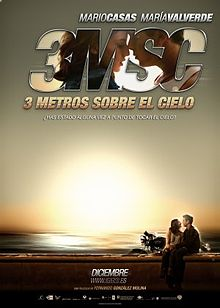 Three Meters Above the Sky