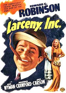 Larceny Inc