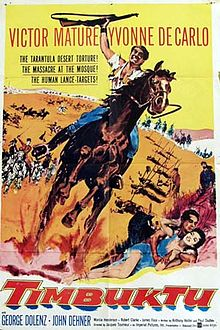 Timbuktu 1959 film