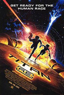 Titan A E