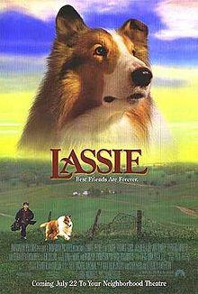 Lassie 1994 film