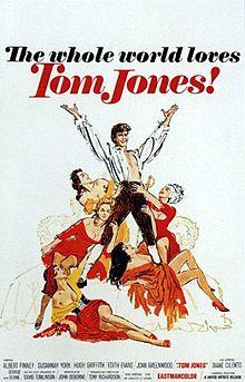 Tom Jones 1963 film
