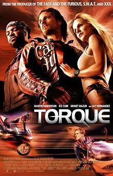 Torque film