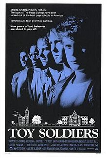 Toy Soldiers 1991 film