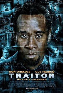 Traitor film