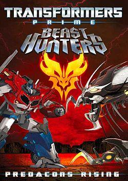 Transformers Prime Beast Hunters Predacons Rising