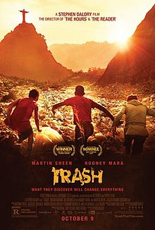Trash 2014 film