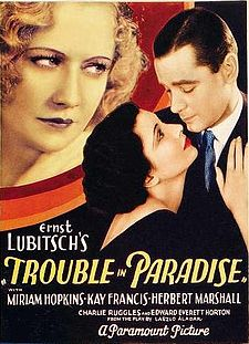 Trouble in Paradise film