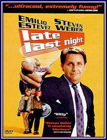 Late Last Night film