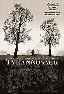 Tyrannosaur film