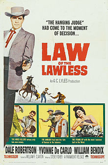 Law of the Lawless 1963 film