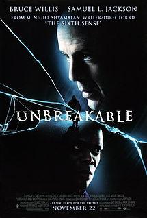 Unbreakable film