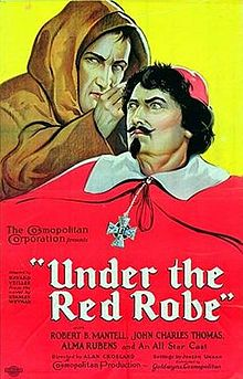 Under the Red Robe 1923 film