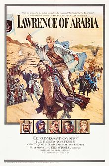 Lawrence of Arabia film