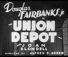 Union Depot film