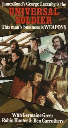 Universal Soldier 1971 film