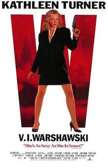 V I Warshawski film