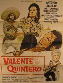 Valente Quintero film