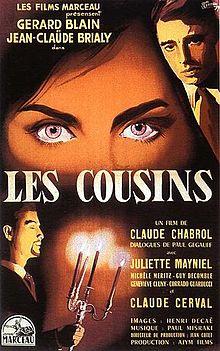 Les Cousins film