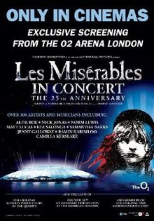 Les Mis rables in Concert The 25th Anniversary