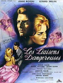 Les liaisons dangereuses film