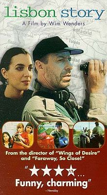 Lisbon Story 1994 film